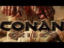 CONAN EXILES GAMEPLAY FIRST LOOK EPIC SANDBOX GAME