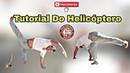 Tutorial do helicóptero aprenda em um dia / Capoeira