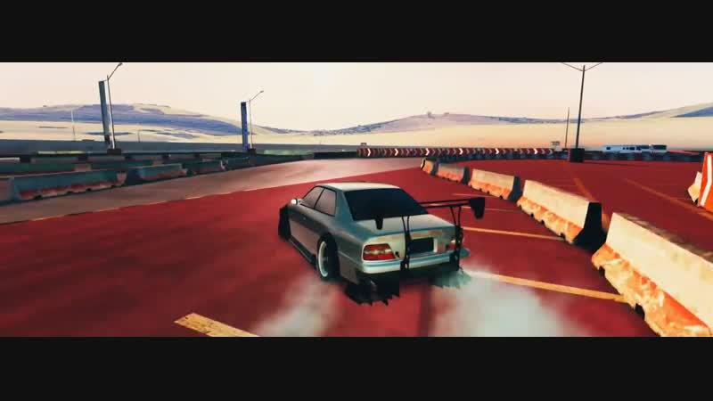 Дрифт на Парковке. Toyota Chaser 450HP. Вэшка валит. Carx Drift Racing Online PC.