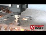 Оптоволоконный лазерный станок для резки металлических листов и труб