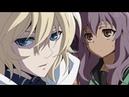 ●AMV   Мика и Шиноа - Мой вампир...(Заказ Mika Chan)