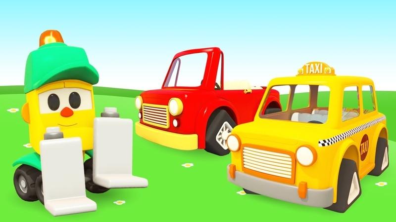 Dessin animé en français Le magasin de Lifty pour enfants Les roues carées