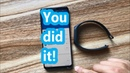 Как подключить Xiaomi Mi band 3 к Samsung S9