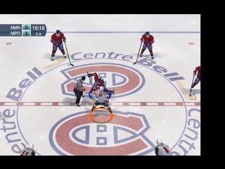 Третья игра серии Montreal Canadiens - Minnesota Wild(SCF)