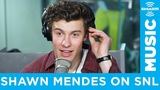 Shawn Mendes Talks Being on SNL for the Second Time &amp Hopes to Snap a Selfie with Adam Sandler