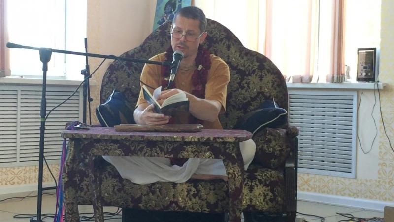 Бала Гопал Воскресная лекция Ессентуки