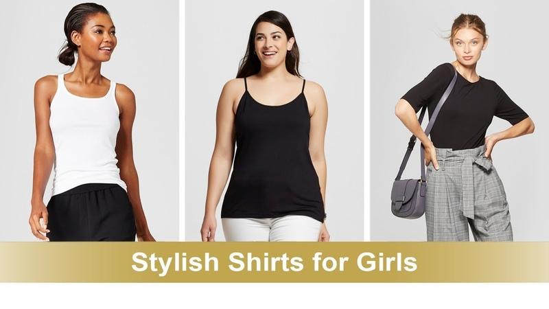 Stylish Shirts for Girls