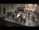 1049 J. S. Bach - Brandenburg Concert in G Major n. 4, BWV 1049 - Capella da Camera Praga