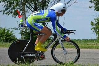 Первенство по велоспорту-шоссе прошло в Саратове