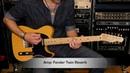 Fender American Original 50s Telecaster Sound Demo no talking