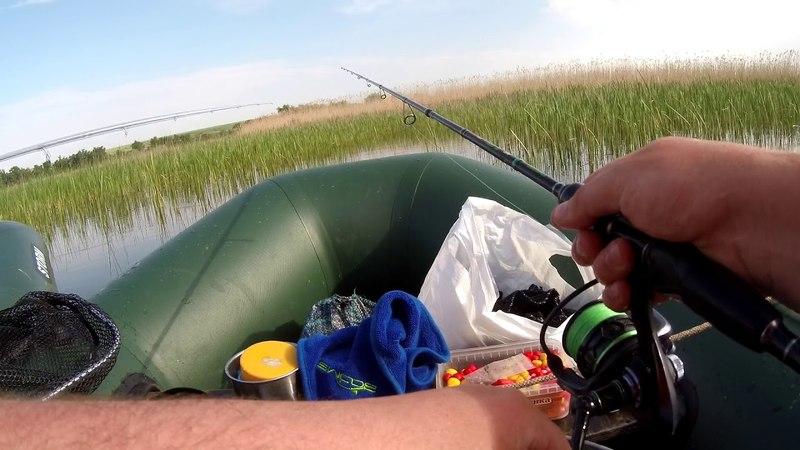 Ловим на поплавок УЛЬТРАЛАЙТОМ! Чернуха - тарань,карась в камышах OnlyFishing рыбалка