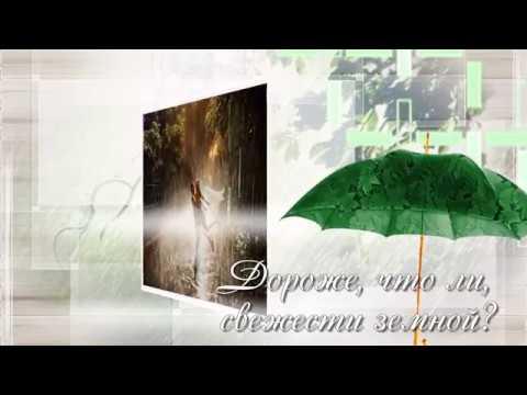 Владимир Солоухин( Не прячьтесь от дождя)