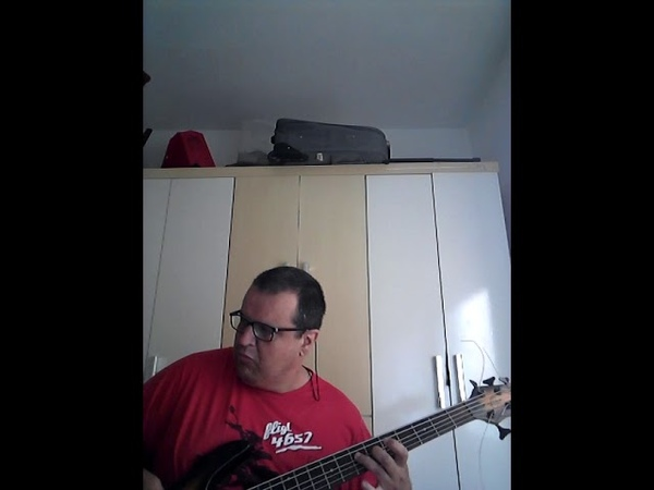 Faith no more great bass cover Billy Fera A Small Victory great bass influence