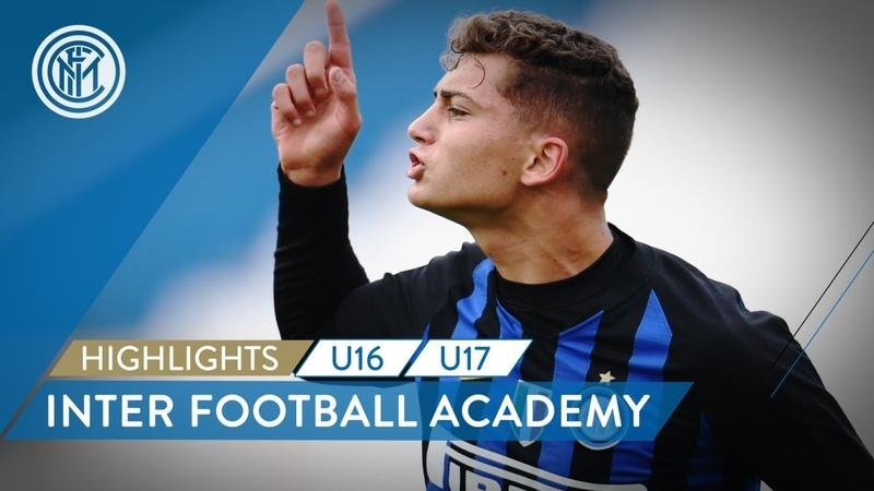 HIGHLIGHTS | INTER UNDER 17 SEMIFINAL | Two goals from Sebastiano Esposito! | Inter Football Academy