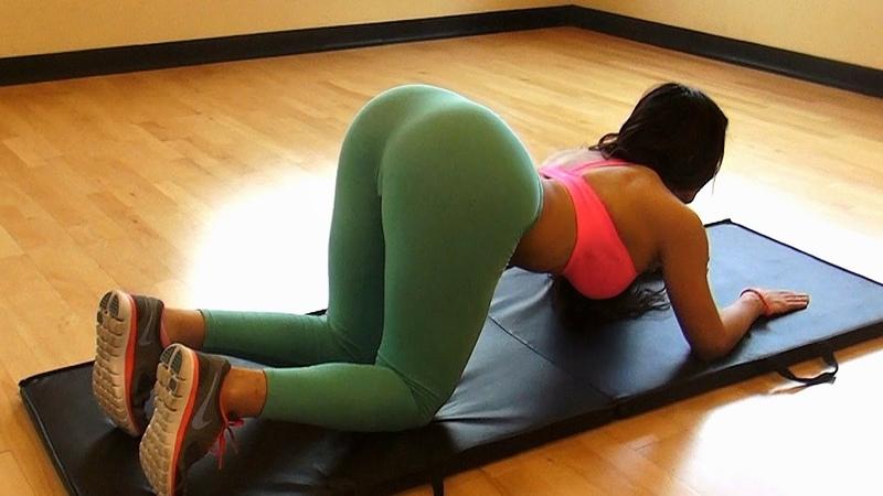 Bigger BOOTY Workout Plan! Part 1
