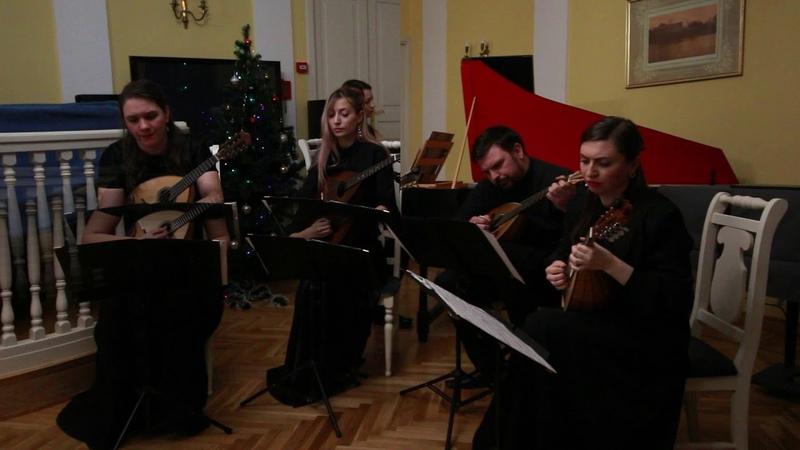 Музыка для мандолины эпохи барокко