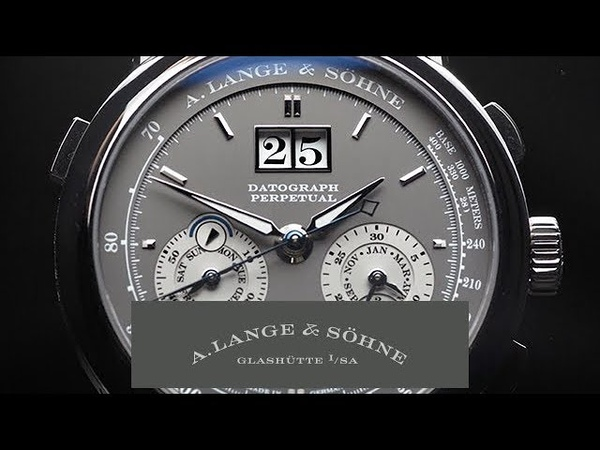 A. Lange Söhne at the Concours of Elegance