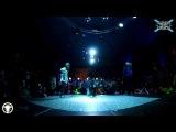 Awesome Battle | 8.12.13 | Hip-Hop Beginners | 1/4 | Nastya Lim vs Piero |