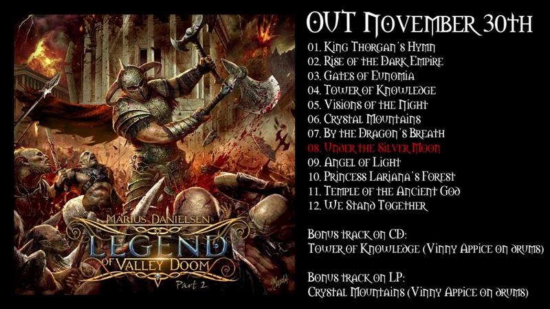 Marius Danielsen Legend of Valley Doom - Part 2 Official Trailer 2018 Crime Records