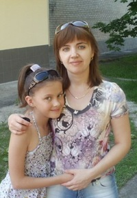 Оксана Клименко, 14 апреля 1981, Пологи, id140119175