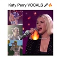 "swishgodkaty® on Instagram: ""KATY PERRY CAN'T SING ? 😂 ______________________________________ #katyperry #katycats #katherynhudson #vocals #sing #m..."