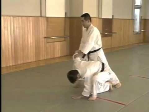 Shomen Uchi Sankajo Osae 1
