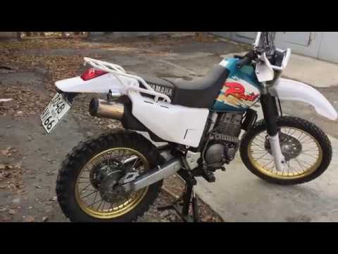 Yamaha TTR Raid 250 видео работы