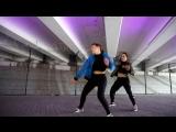 Reggaeton colobration Olya BamBitta&Margo Bogomolova//Yomil y El Dany ft. El Micha - Pa tra