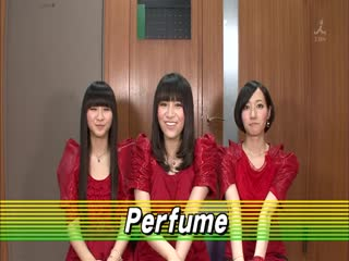 Perfume - Fushizen na girl + Talk (CDTV 2010.04.18)