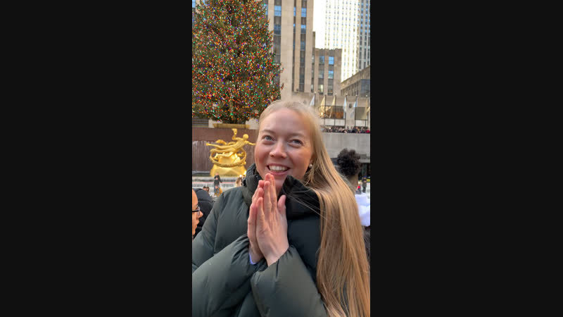 Love You! New York, Rockefeller Center
