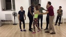Именинный сальса-джем в Школе танцев Чино :-) Rafaelito y Su Tumbao Acelera
