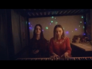 Карина Кадын-Titanium(cover)