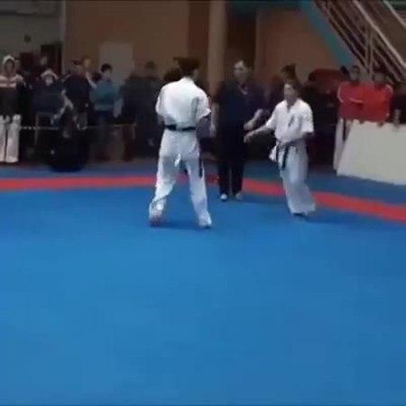 Karate Kick ! · coub, коуб