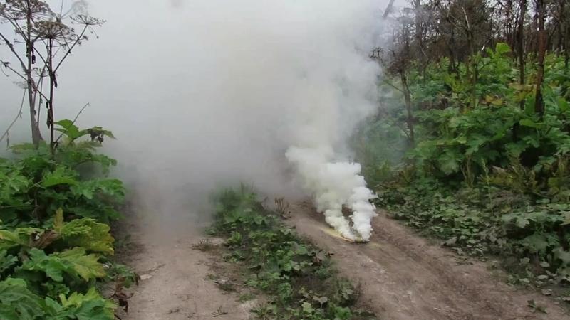 Дымовая завеса. Новые испытания..