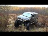 Ford Excursion Fordzilla (Годзилла III) #Самый Крутой Джип в России на Дальнем Востоке.Сахалин.