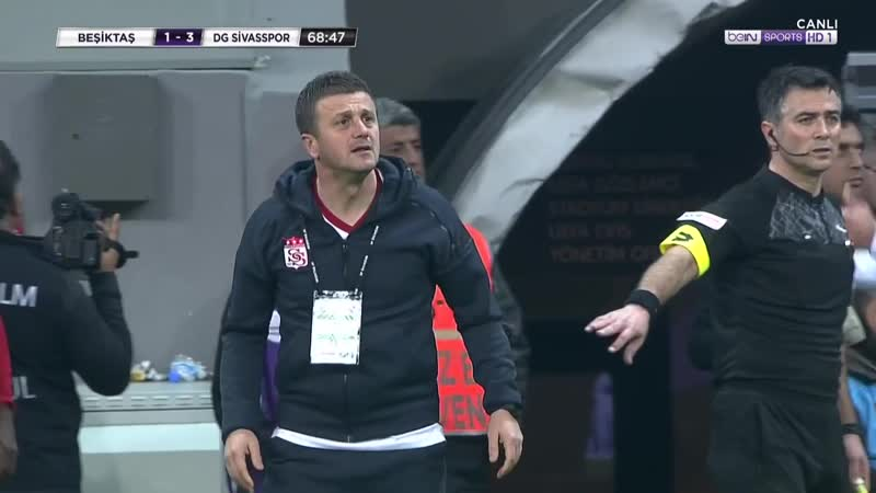 BESIKTAS SIVASSPOR