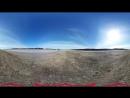 Панорамное видео взлета истребителей ВКС РФ с аэродрома под Тверью