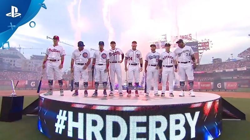 MLB The Show 19 — анонс