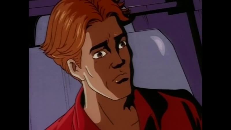 Сезон 05 Серия 04: Скорбь мутанта | Люди Икс (1994-1996) / X-Men | No Mutant is an Island