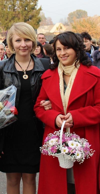 Оля Бусько-Масюк, 23 ноября 1989, Любешов, id223541177