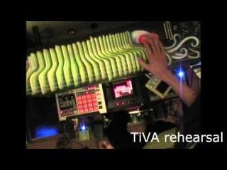DAN TiVA - steel rain (rehearsal)