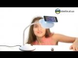 Универсальный автомобильный магнитный держатель Steelie Car Kit