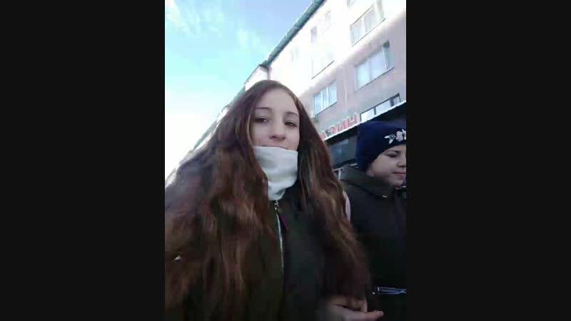 Алина Курбанова - Live