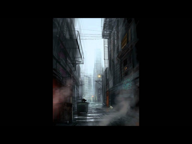 Grisu - The Alley (Dark Trip hop)