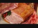 Бекон (копченое мясо) ''СюньЖоу''. Фастфуд ''КуайЦань'' (быстрая еда) по-китайски. Технология переработки мяса ''жоу шипинь цзяг