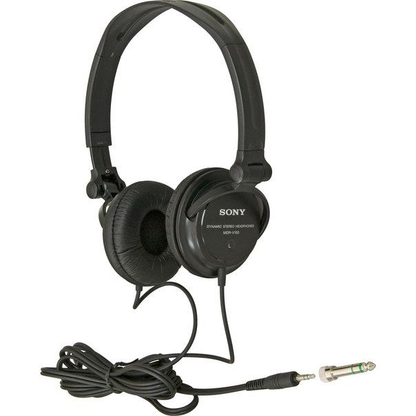 Продам навушники з Німеччини Sony MDR-V150 - Торгівля  Побутова ... bd959f68a1fbf