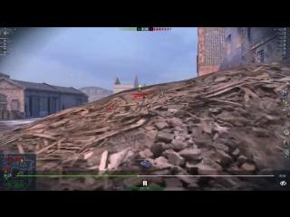 [Glafi.com] WoT Blitz - Как играть на Химмельсдорфе если слили ЖД - World of Tanks Blitz (WoTB)