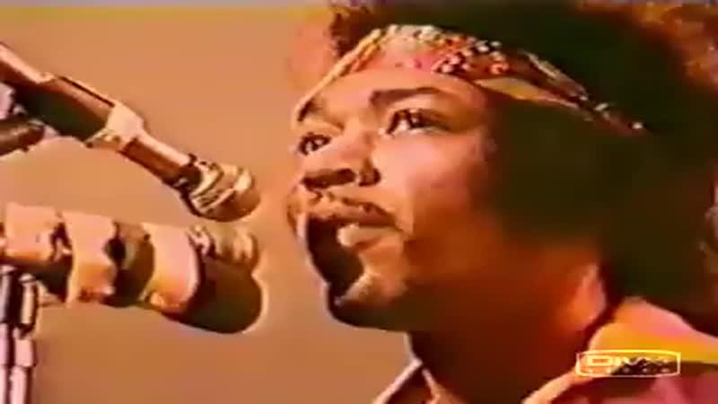The Jimi Hendrix Experience - I Don't Live Today