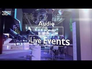 ISE Tech Zone: Audio & Live Events ise tech zone: audio & live events