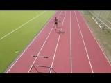 Барьерный бег с коптера